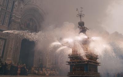 Santa Pasqua Firenze 2020